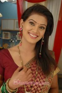 Pradnya Jadhav - Mala Sasu Havi Marathi Serial Actress