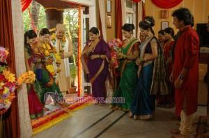 Mala Sasu Havi zee Marathi Serial photos