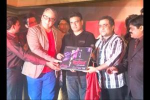 Adityaraj Kapoor, Dabbu Malik & Kunal Ganjawala At Music launch