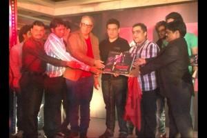 Music Release of Marathi Film - THE STRUGGLERS AMHI UDYACHE HERO