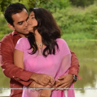 Saurabh Ghokhle and Sarmistha Raut in yoddha (2)