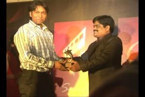 Director Vijay Shinde and shankar Nangre at Music launch Party
