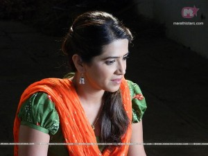 Sharmishtha Raut Marathi actress In Movie Yoddha