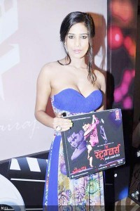 Special Appearance of Model Poonam Pandey Music Release