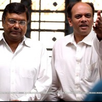 Sanjay Mone and Milind Phatak  in Marathi Movie investment