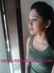 Ketaki Chitale Ambat Goad Serial Actress