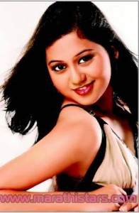 Marathi Actress Ketaki Chitale