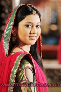 Ketaki Chitale Marathi Actress in Aambat goad Serial