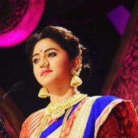 Mrunmayee Deshpande in Marathi Saree