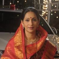 Ashwini Bhave in Aajcha Divas Majha