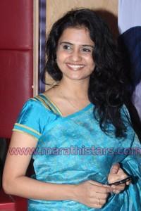 Amruta Subhash at Pune 52 Movie Premier