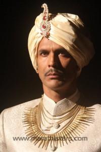 Milind Soman in Samhita - The Script Marathi movie