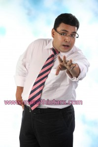 Nikhil Ratnaparkhi in Tom and Jerry marathi natak