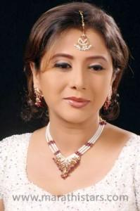 Nivedita Ashok Saraf Marathi Actress