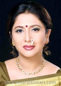 Nivedita Ashok Saraf Marathi Actress Photos
