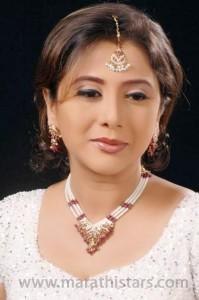 Nivedita Joshi Marathi Actress Photos