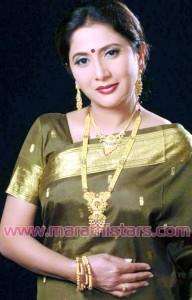 Nivedita Joshi Wife of Ashok Saraf