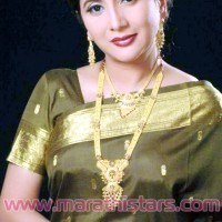 Nivedita Joshi Wife of Ashok Saraf