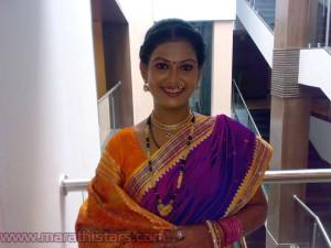 Pradnya Jadhav Mala Sasu Havi Actress Actress