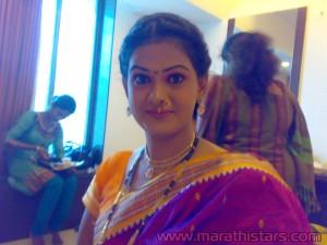 Pradnya Jadhav Marathi Actress Photos