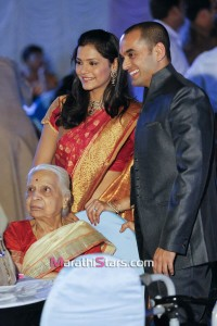 Saurabh Gokhale and Anjuja Sathe Marriage Photos