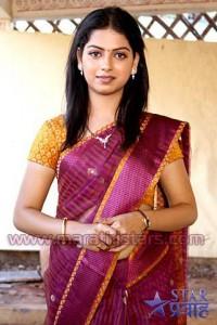 Smita Shewale Marathi Actress images