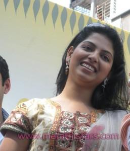 Smita Shewale Marathi Actress pics