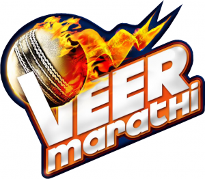 Veer Marathi Logo Celebrity Cricket League