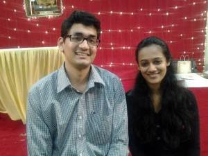 Marathi Actress Spruha Joshi  Engagement Photos