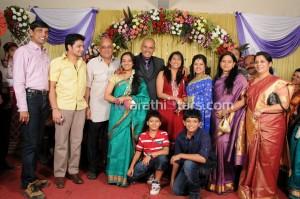 Oonch Mazha Zhoka team at Vikram Gokhale marriage