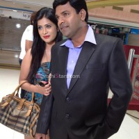 Ruchita Jadhav with Bharat Jadhav in movie Vatsyla