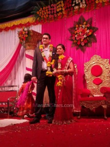 Spruha Joshi-Warad Laghate Wedding Photos