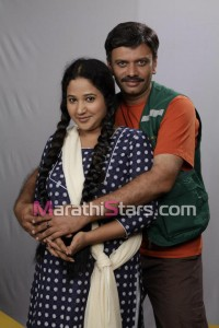 Tarun Aahe Preet Ajuni Marathi natak Photos (2)