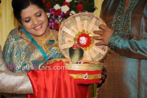 Vikram gaikwad marriage photos (1)