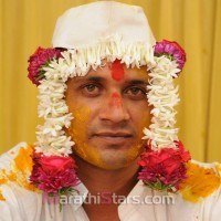 Vikram gaikwad marriage photos