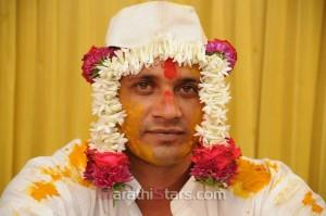 Vikram gaikwad marriage photos