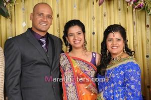 Vikram gaikwad marriage photos (4)