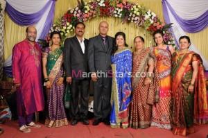 Vikram gaikwad marriage photos (5)