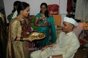 Vikram gaikwad wedding photos (3)