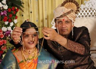 marathi actress marriage-wedding photos Archives - Marathi Stars ...