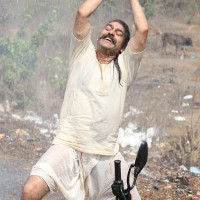 Ashutosh Rana In Marathi Movie Yeda