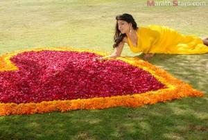 Marathi Actress Suvarna kale