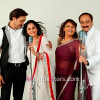 Prem Mhanje Prem Asta Marathi movie Cast
