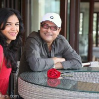 Sachin Pilgaonkar with daughter Shriya