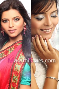 Suvarna kale Marathi Actress In Movie Dankyavar Danka