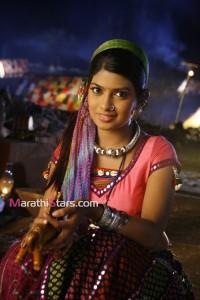 Dhanashree Kadgaonkar Marathi Actress Gandh Phulancha Gela Saangun
