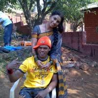 Kranti Redkar With Sidhhart jadhav