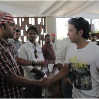 Umesh kamat With Director Ajay naik
