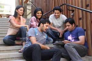 Cast :Lagna Pahave Karun Marathi movie Stills