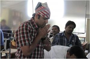 Ajay naik : Lagna Pahave Karun Marathi movie Stills (3)